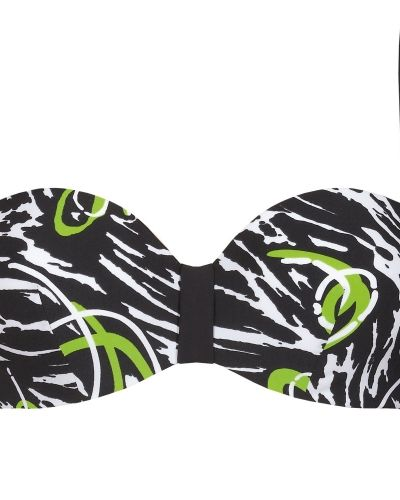 Grön bikini från Sloggi till tjejer.