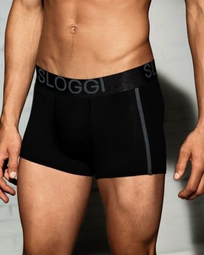 Kalsong Sloggi For Men Black Hipster 2-pack från Sloggi
