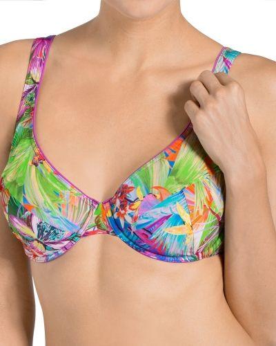 Flerfärgad bikini från Sloggi till tjejer.