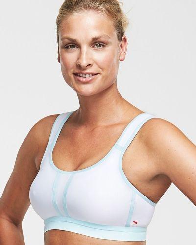 Swegmark Swegmark Supreme Seamless Sports Bra White