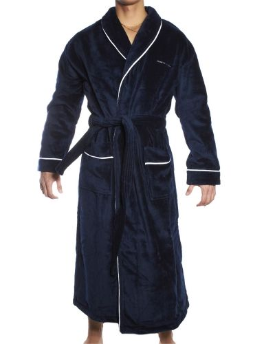 Tiger Of Sweden Tiger of Sweden Remo Bathrobe Dark Blue