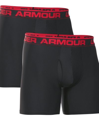 Under Armour Under Armour Men Original Series Boxerjock 2-pack