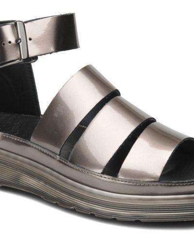 Till dam från Dr. Martens, en grå sandal.