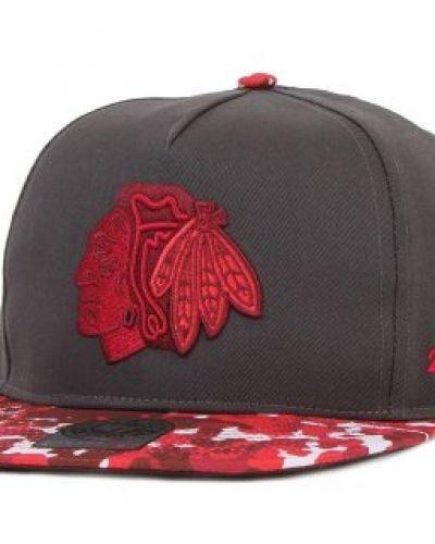 47 Brand 47 Brand - Chicago Blackhawks Dry Top Grey/Red Strapback