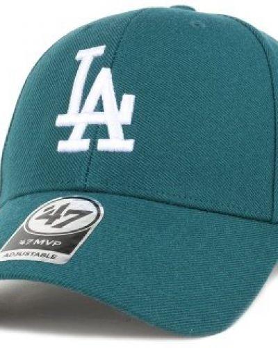 47 Brand - LA Dodgers Mvp Pacific Green Adjustable 47 Brand keps till unisex/Ospec..