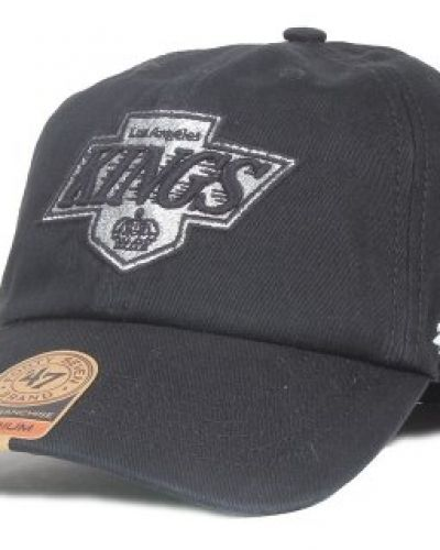 47 Brand - La Kings Franchise Black Flexfit (S) 47 Brand keps till unisex/Ospec..