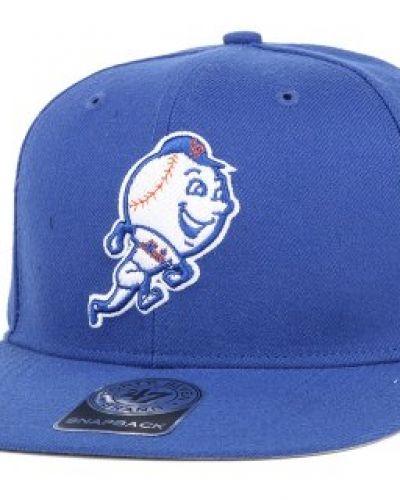 47 Brand - NY Mets Sure Shot Royal/White Snapback 47 Brand keps till unisex/Ospec..