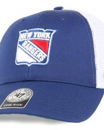 47 Brand - NY Rangers Branson Royal Trucker 47 Brand keps till unisex/Ospec..