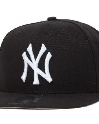 47 Brand - NY Yankees Sure Shot Black/White Snapback 47 Brand keps till unisex/Ospec..