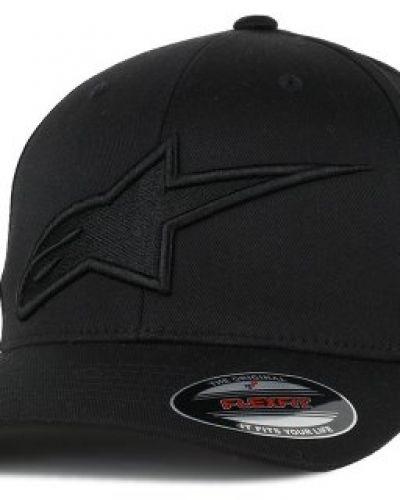 Keps Alpinestars - Astar Logo Black/Black Flexfit (S/M) från Alpinestars