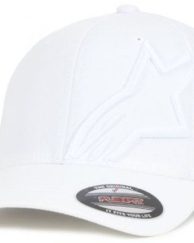 Alpinestars - Corp Shift 2 Flexfit White/White (S/M) Alpinestars keps till unisex/Ospec..