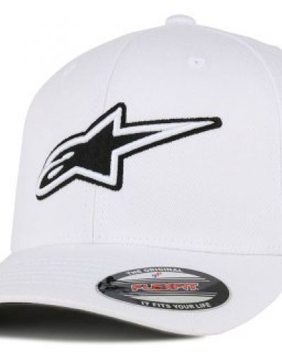 Keps Alpinestars - Corporate White Flexfit (S/M) från Alpinestars