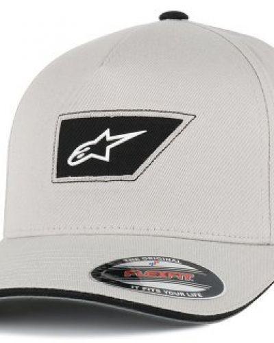 Keps Alpinestars - Freedom LXIII Grey Flexfit (S/M) från Alpinestars