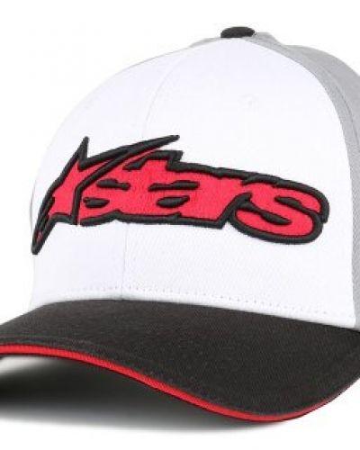 Keps Alpinestars - Heat White/Black Flexfit (S/M) från Alpinestars