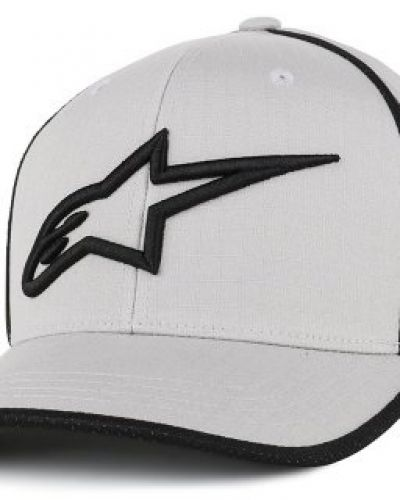 Keps Alpinestars - Podium Chamfer Grey Adjustable från Alpinestars