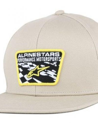 Alpinestars - Salty Khaki Snapback Alpinestars keps till unisex/Ospec..