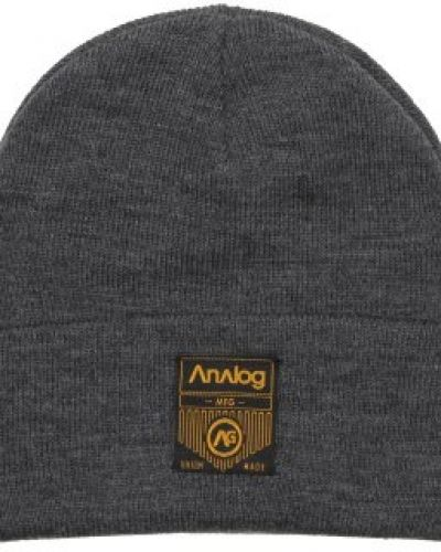 Analog - Service Heather Grey Beanie Analog mössa till unisex/Ospec..