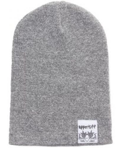 Appertiff - Hightop Beanie Heather Grey Appertiff mössa till unisex/Ospec..