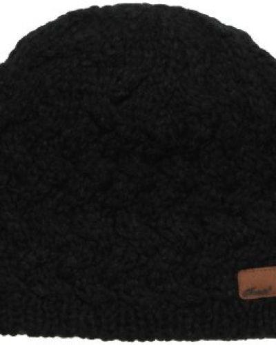 Barts - Swirlie Black Beanie Barts mössa till unisex/Ospec..