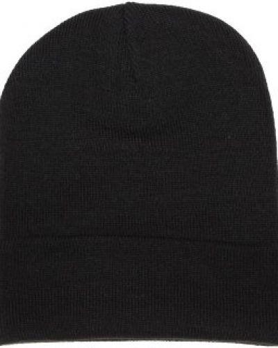 Basic Beanie Basic Beanie - Junior Knitted Beanie Black