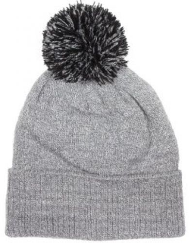 Basic Beanie Basic Beanie - Snowstar Duo Beanie Heather Grey/Black