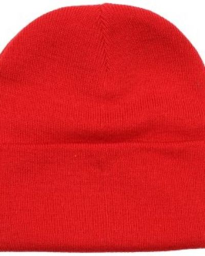 Mössa Beanie Basic - Bright Red Beanie från Beanie Basic