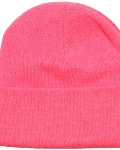 Beanie Basic Beanie Basic - Fluorescent Pink Beanie