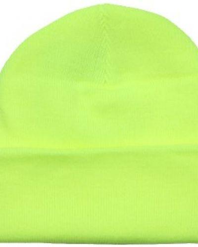 Beanie Basic Beanie Basic - Fluorescent Yellow Beanie