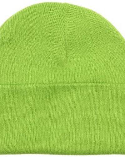 Mössa Beanie Basic - Knitted Beanie Lime Green från Beanie Basic