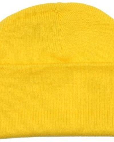 Beanie Basic Beanie Basic - Knitted Beanie Yellow