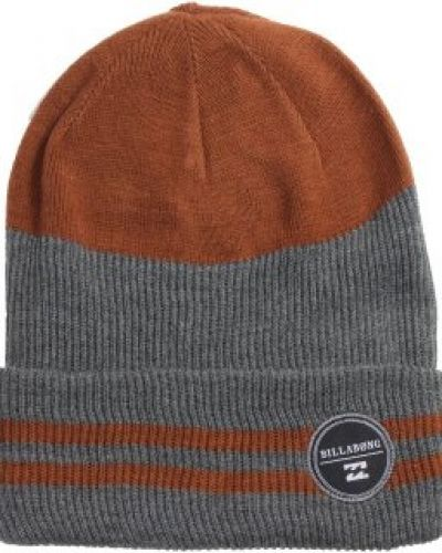 Billabong - Fairfax Beanie Burnt Billabong mössa till unisex/Ospec..