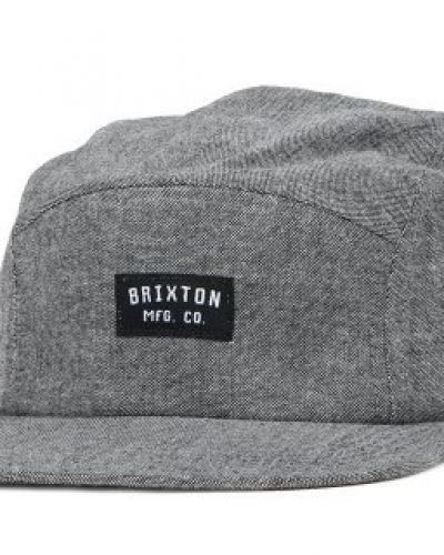 Brixton - Hendrick Charcoal 5-Panel Brixton keps till unisex/Ospec..