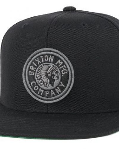 Brixton Brixton - Rival Black/Black Snapback