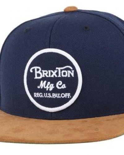 Brixton Brixton - Wheeler Navy/Copper Snapback