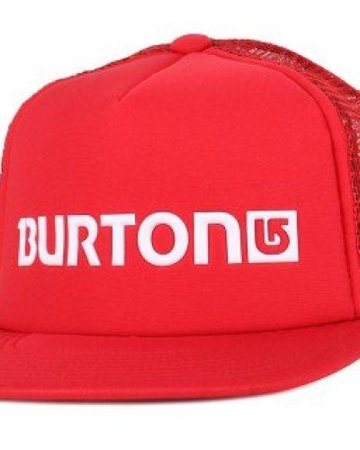 Burton Burton - Shadow Mars Red Snapback
