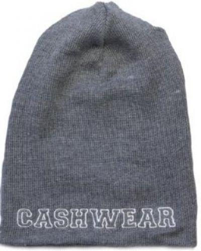 Cashwear Cashwear - 1-Line Grey Melange Mössa