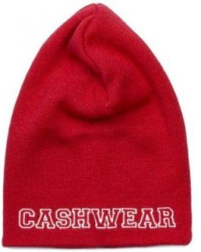 Mössa Cashwear - 1-Line Red Mössa från Cashwear
