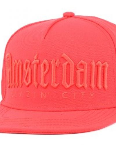 Cayler & Sons Cayler & Sons - Amsterdam Mono Lazer Red Snapback