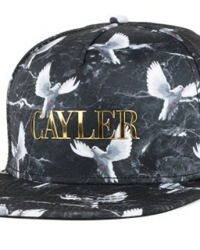 Cayler & Sons - Doved Out Black/Marble Snapback Cayler & Sons keps till unisex/Ospec..