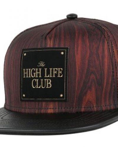 Cayler & Sons - High Life Club Mahogany/Black Snapback Cayler & Sons keps till unisex/Ospec..