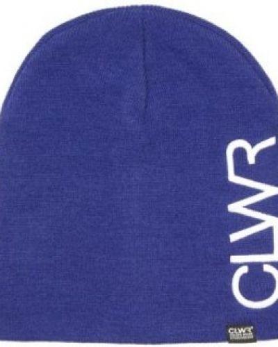 CLWR - Logo Beanie Navy Mössa CLWR mössa till unisex/Ospec..