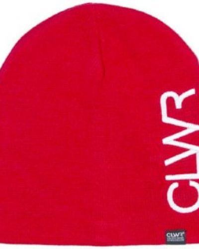 CLWR CLWR - Logo Beanie Red Mössa