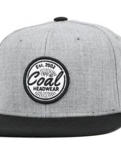 Keps Coal - Classic Heather Grey Snapback från Coal