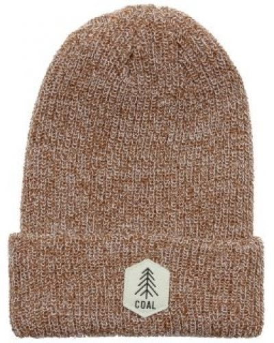 Coal Coal - Scout Light Brown Marl Beanie