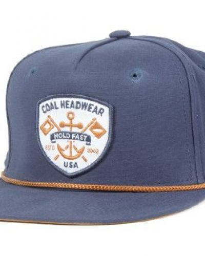 Coal Coal - The Edd Tide Navy Snapback