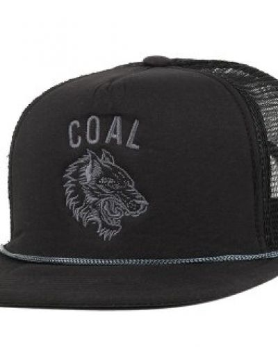 Keps Coal - The Pack Black Snapback från Coal