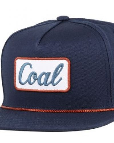 Coal - The Plamer Navy Snapback Coal keps till unisex/Ospec..