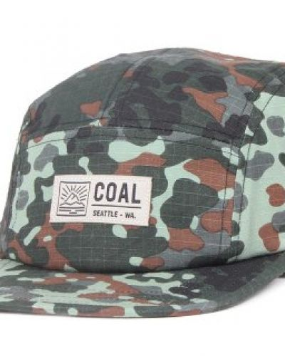 Coal Coal - The Trek Camo 5-Panel