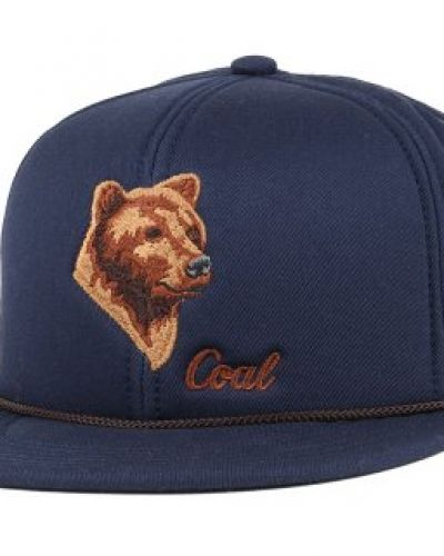 Coal Coal - The Wilderness Navy Bear Snapback