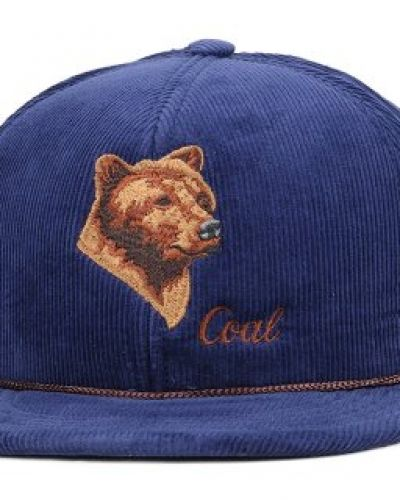 Keps Coal - Wilderness Grizzly Navy Snapback från Coal